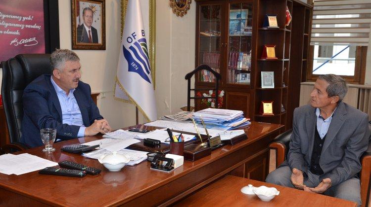 Başkan Sarıalioğlu, 'Vatandaşlarımızla Hemhaliz'