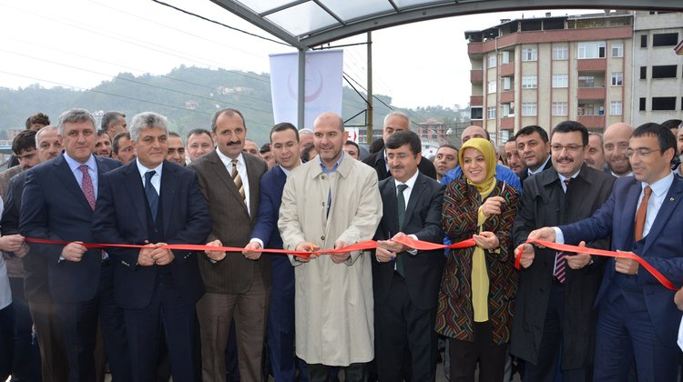 Of Devlet Hastanesi Yeni Acil Servisi Hizmete Açıldı