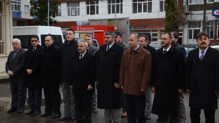 Of'ta Polis Teşkilatının 170. Yıl Dönümü Törenle Kutlandı