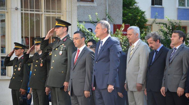 Of'ta Gaziler Günü Kutlandı