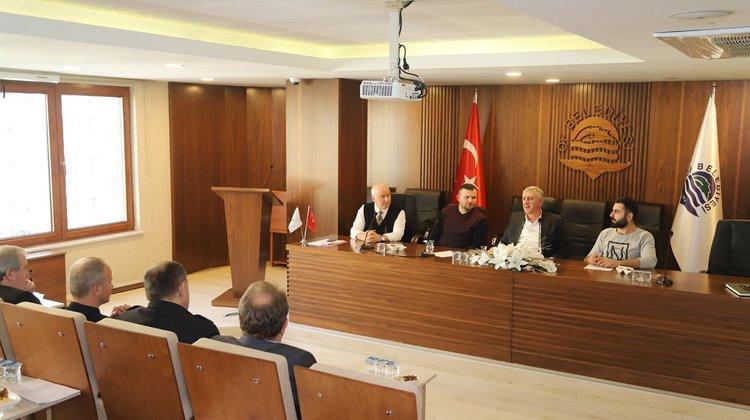 Of Belediyesi Şubat Ayı Meclis Toplantısı Gerçekleştirildi