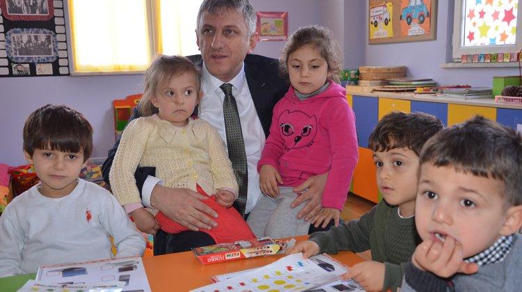 Başkan Sarıalioğlu'ndan Yarıyıl Tatili Mesajı