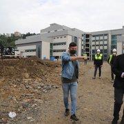 Yeni Of Devlet Hastanesi'nde Sona Gelindi