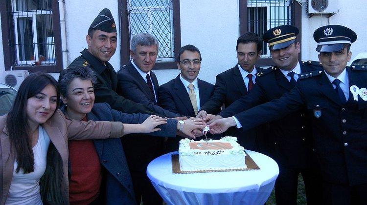 Başkan Sarıalioğlu'ndan Polis Haftası Mesajı