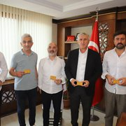 """Başkan Sarıalioğlu: """"Ofspor'un Her Zaman Yanındayız"""""""