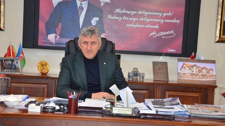 Başkan Sarıalioğlu'ndan 14 Mart Tıp Bayramı Mesajı