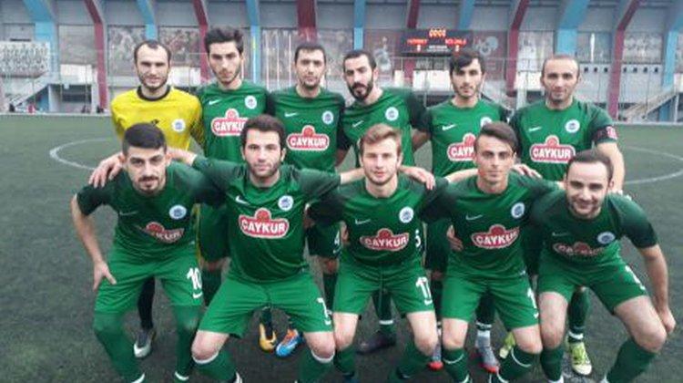 Of Belediyesi Bölümlüspor Hızırbey'i tek golle geçti