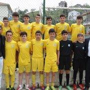 Of'ta Ortaokullar Arası Futbol Turnuvası