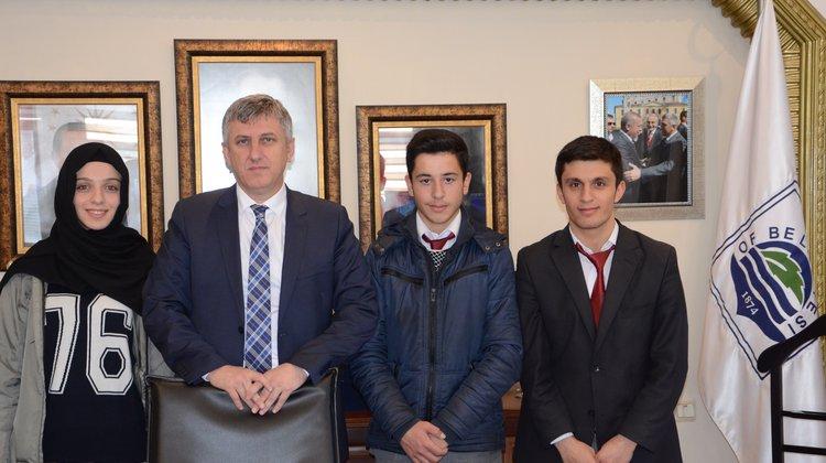 Başkan Sarıalioğlu'nun Yeni Eğitim Öğretim Yılı Mesajı