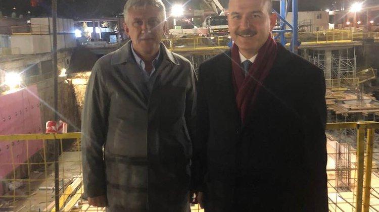 Başkan Sarıalioğlu'ndan Ankara Çıkartması