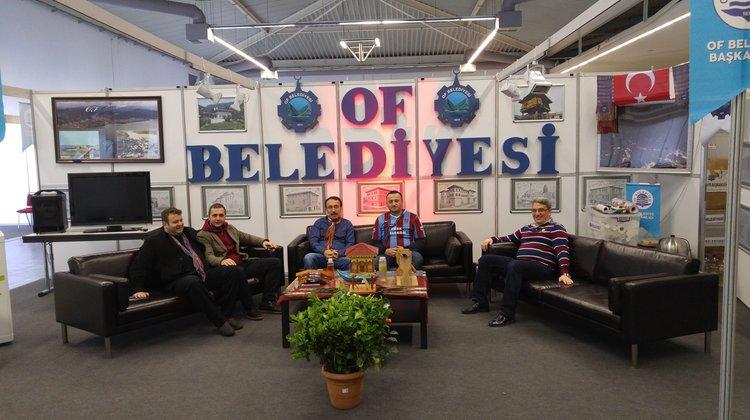 Of Belediyesi Dortmund'da gurbetçilerle buluşuyor