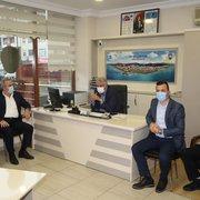 Başkan Sarıalioğlu personelinin Zabıta Haftası'nı kutladı