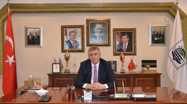 Başkan Sarıalioğlu Sağlıkçıların Tıp Bayramını Kutladı