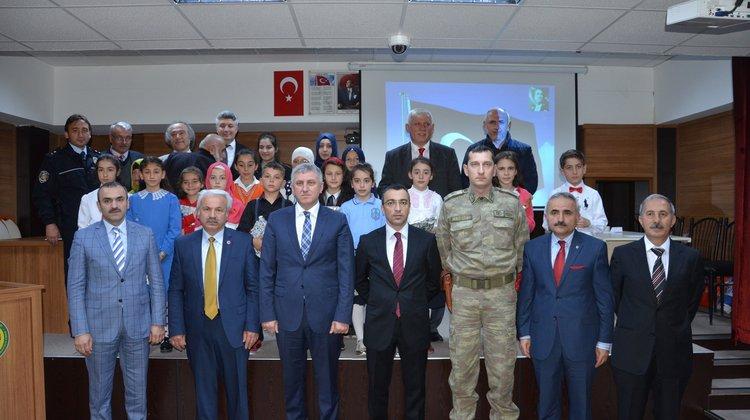Of'ta İstiklal Marşının kabulünün 95. yılı coşkuyla kutlandı