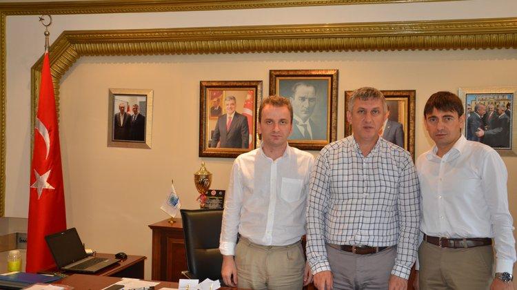TKDK Trabzon'dan Sarıalioğlu'na Ziyaret