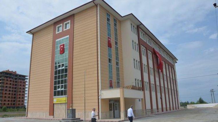 Of Anadolu Lisesi yeni binasına taşındı