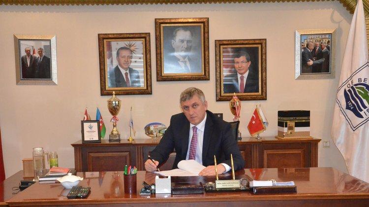 Başkan Sarıalioğlu'nun 1 Mayıs Mesajı