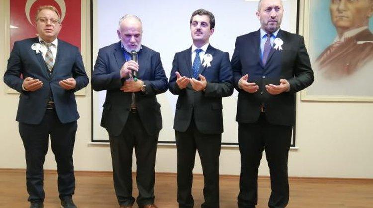 Of Müftülüğü'nden Mevlidi Nebi konferansı
