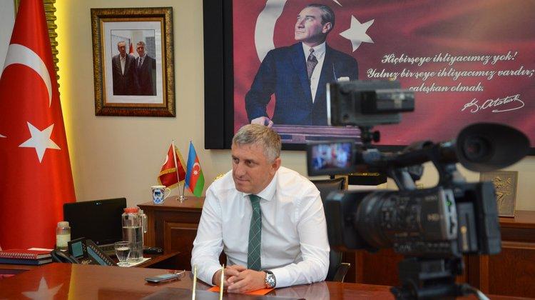 """Başkan Sarıalioğlu, """"10 Ocak Çalışan Gazeteciler Günü'nü Kutluyorum"""