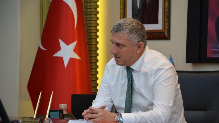Başkan Sarıalioğlu'ndan 24 Temmuz Gazeteciler ve Basın Bayramı mesajı