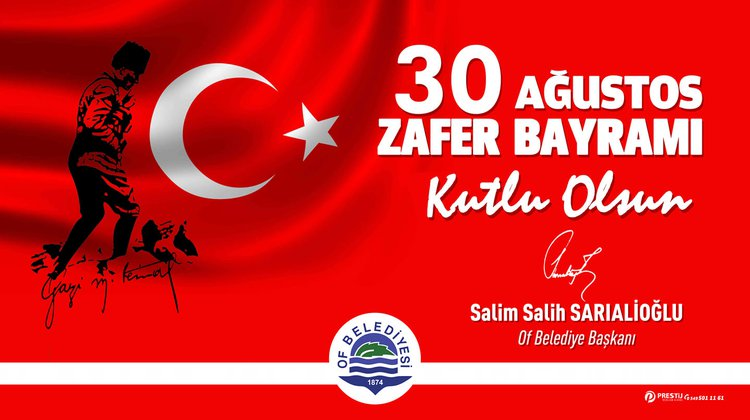 Başkan Sarıalioğlu'nun 30 Ağustos Zaferi Mesajı