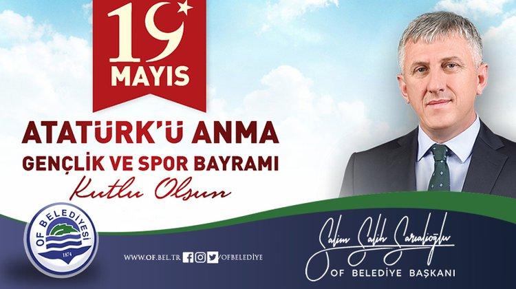 """Başkan Sarıalioğlu, """"Türkiye'nin En Önemli Serveti Gençlerimizdir"""""""