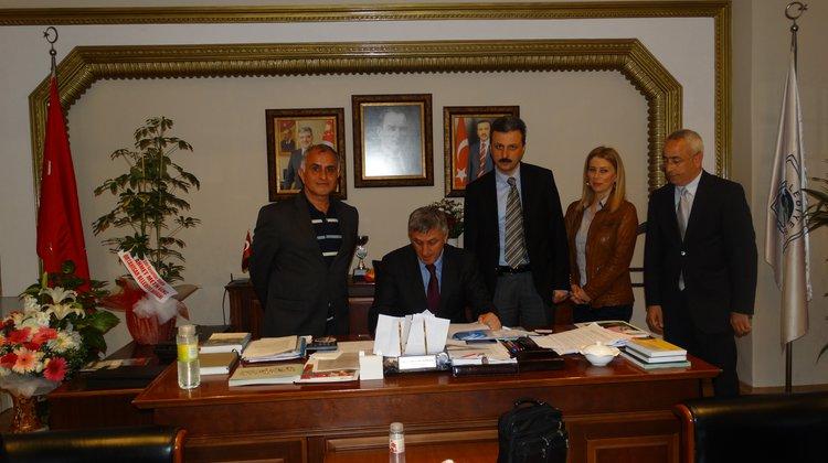 Of Belediyesi TÜM BEL-SEN ile anlaşmaya vardı