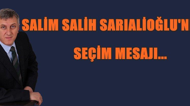 Salim Salih Sarıalioğlu: 'Teşekkürler Of'
