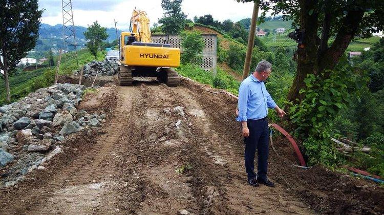 Başkan Sarıalioğlu, Amacımız Of'a En İyi Hizmeti Getirmektir