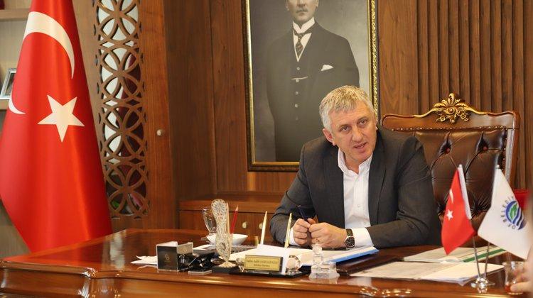 Of Belediyesi'nde 2020 Yılının İlk Meclis Toplantısı Gerçekleşti