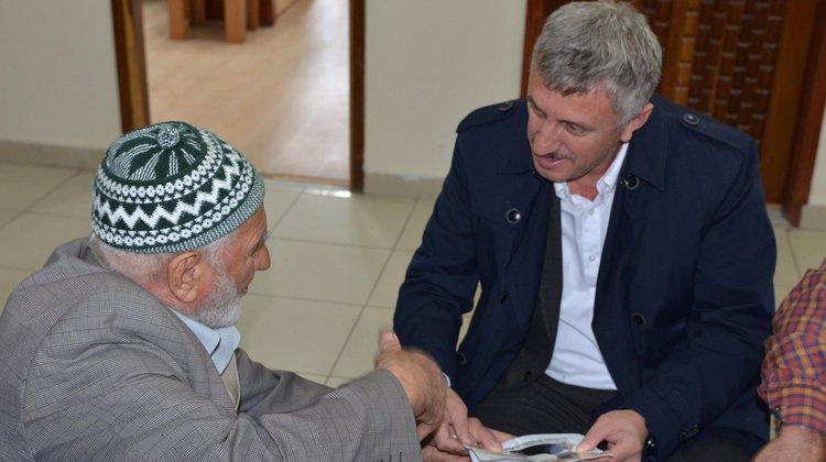 Başkan Sarıalioğlu, halk gününe Ofluları davet etti