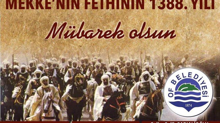 Mekke'nin Fethi Yıldönümü