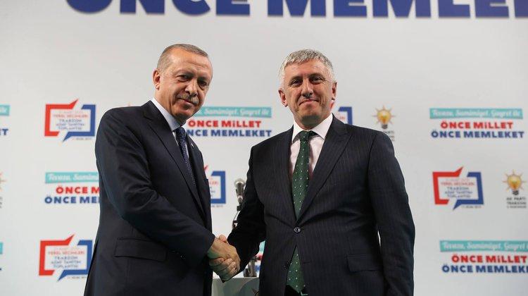 """Of,  Sarıalioğlu ile """"yola devam"""" dedi"""