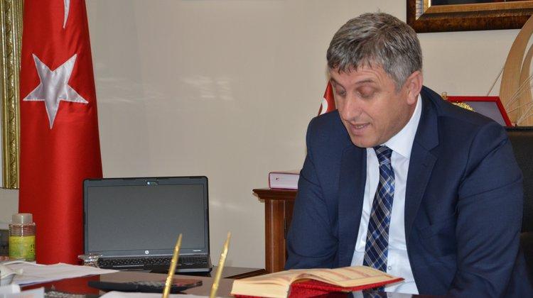 Of Belediye Başkanı Salim Salih Sarıalioğlu'nun Miraç Kandili Mesajı