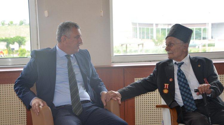 Başkan Sarıalioğlu, Ülkemizi Birlikte Güçlendireceğiz