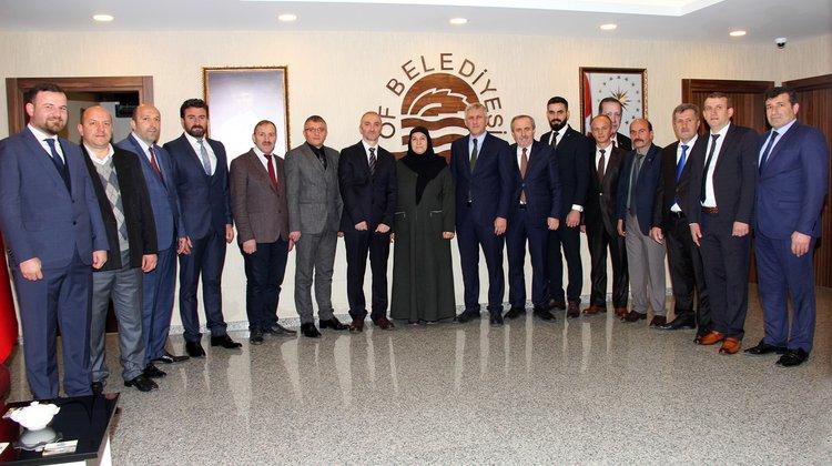 Of Belediye Meclis Üyeleri Listesi Belli Oldu
