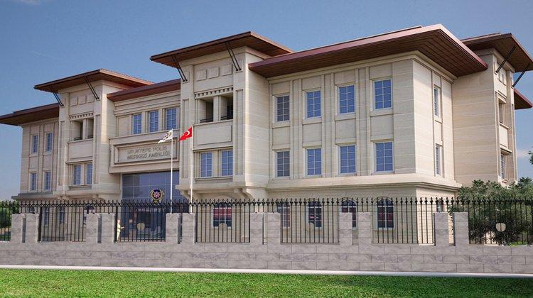 Of Emniyet Müdürlüğüne yeni bina