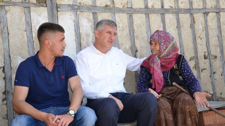 Başkan Sarıalioğlu'ndan Ramazan Bayramı Mesajı