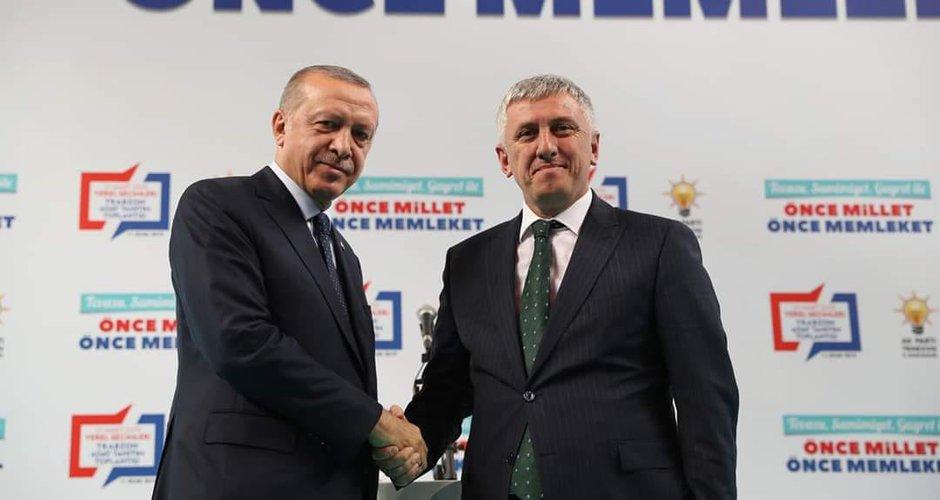 """Başkan Sarıalioğlu; """"Of'u Dinliyor Birlikte Yönetiyoruz"""""""