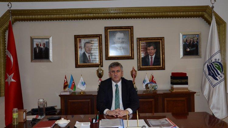 Başkan Sarıalioğlu'ndan Mursi'nin idam kararına tepki
