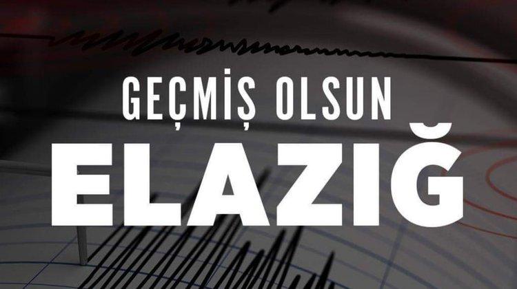 Başkan Sarıalioğlu'ndan Elazığ'a Geçmiş Olsun Mesajı