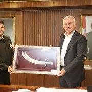 Albay Canbolat'tan Başkan Sarıalioğlu'na Ziyaret