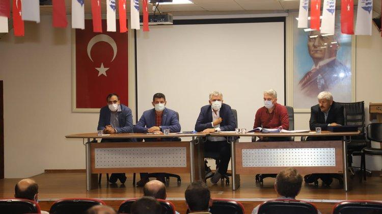 Başkan Sarıalioğlu'ndan personele aşı uyarısı!