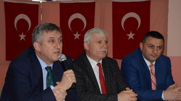 Başkan Sarıalioğlu, 'Eğitime büyük önem veriyoruz!'